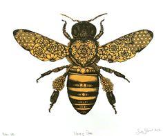 bee symbol - Google Search