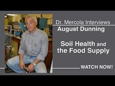 Dr. Mercola Interviews August Dunning: How to Bring Minerals Back Into the Soil and Food Supply. If you eat processed foods, you're being exposed to toxic herbicides, which mounting evidence shows are instrumental in promoting chronic disease. In order to receive the same amount of iron you used to get from one apple in 1950, by 1998 you had to eat 26 apples.
