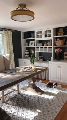 Home Desk, Home Office Space, Home Office Design, Home Office Decor, Desk Office, Office Desks For Home, Small Space Office, Design Desk, Bedroom Decor For Small Rooms