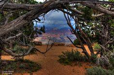Framed Canyon by David Fletcher on 500px