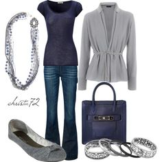 What I'm Wearing Today, created by christa72 on Polyvore