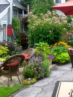 ArtofGardening.org: I can never get enough of this garden...