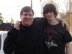 Cal and Daniel