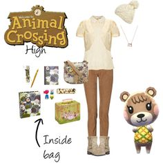 Maple from Animal Crossing