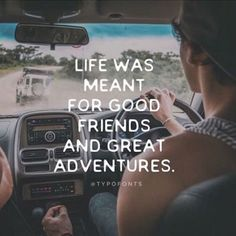 Adventure and Befriend