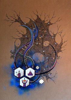 Caeruleum by Gaël Chapo, via Flickr