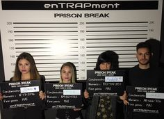 #cagliari: banda di aspiranti #escapers è stata catturata in #centro e condannata ad una #pena detentiva a vita nel #carcere di Silver Bay  @ericamaffei @gaia.maffei
