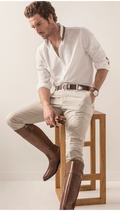 Classic 101: Guide to Men's Equestrian Style