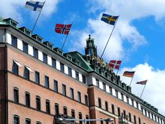 STELLAR STORIES BLOG: STOCKHOLM GRAND HOTEL