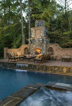 Awesome backyard