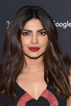 From deep red to bright orange-red, 50 ways to wear red lipstick: Priyanka Chopra