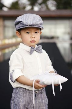 ring bearer  http://www.stylemepretty.com/gallery/picture/558482
