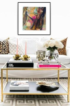 In a farmhouse design, the side table seems to have important roles that are unreplaceable. The farmhouse side table is Coffee Table Styling, Decorating Coffee Tables, Coffe Table, Pink Accent Walls, Ikea Living Room, Living Rooms, Apartment Living, Apartment Ideas, Farmhouse Side Table