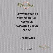 -Let your food be your medicine- and your medicine be your food.-- Hippocrates-opt