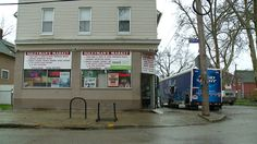 """CLEVELAND – Fighting back tears, the owner of Suleyman's Market, stoodbehind the counter of his store talking about Wednesday's robbery. """"I was scared for my life, for everyone's life,"""" said Khali…"""