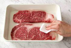 作り方(調理時間:45分 ※肉を常温に戻す時間を除く)