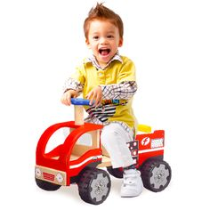 Shop online for Entropy's range of Wonderworld ride on toys in Australia. Ride On Toys, Fire Engine, Cool Toys, Wooden Toys, Baby Car Seats, Engineering, Children, Fun, Christmas