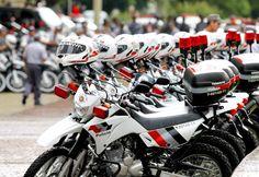 Police Sao Paulo Brazil ROCAM