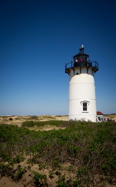 Cape Cod Lighthouse, Provincetown, Massachusetts