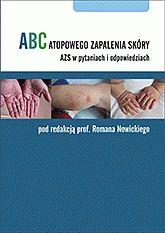 """Książka """"ABC Atopowego Zapalenia Skóry. AZS w pytaniach i odpowiedziach"""""""