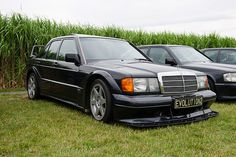 Mercedes-Benz 190 E 2.5-16 Evolution 2. One of my many dream cars!