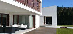 Candidato Premio Poraxa de Arquitectura sostenible/2012 - Obra: Vivienda unifamiliar en Lloseta / Mallorca - Arquitectos: Anselmo Català Mayol y Lucía Burgos Galíndez.