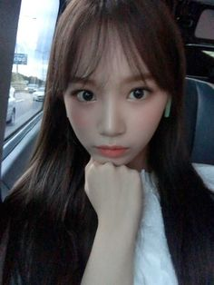 Cute Korean Girl, Korean Girl Groups, Asian Girl, Girl Group Pictures, Stephanie Laurens, Ulzzang Hair, Pre Debut, Yu Jin, Japanese Girl Group