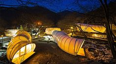 Glamping: cuando acampar se volvió elegante y respetuoso con el medio ambiente - ESdiario