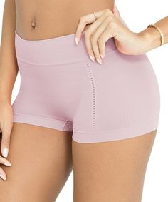 Look at this #zulilyfind! Lounge-Hooray Boyshort - Dusty Mauve #zulilyfinds
