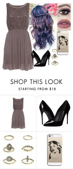 """""""Untitled #84"""" by courtney-paige-mcintosh ❤ liked on Polyvore featuring Mela Loves London, Dolce&Gabbana, Topshop and Casetify"""