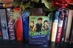 Today's featured book of the day is #kidlit adventure: Lenny Cyrus, School Virus by Joe Schreiber.