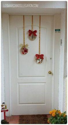 Noel Christmas, Simple Christmas, Beautiful Christmas, Christmas Lights, Christmas Wreaths, Christmas Ornaments, Christmas Christmas, Christmas Ideas, Easy Christmas Decorations