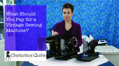 What Should You Pay for a Vintage Sewing Machine — Chatterbox Quilts Sewing Machine Quilting, Featherweight Sewing Machine, Treadle Sewing Machines, Antique Sewing Machines, Quilting Tips, Sewing Blogs, Sewing Tips, Sewing Ideas, Vintage Sewing Notions