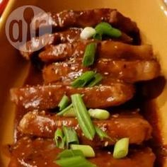 Recipe photo: Pork chops for the slow cooker