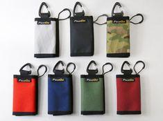 値段もサイズもコンパクト!クセになる使い勝手の「アウトドアな財布」7選|CAMP HACK[キャンプハック] Cowhide Bag, Diy Wallet, Pouch, Backpacks, Mens Fashion, Handbags, Gadget, Mini, Homemade