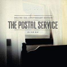 Found Clark Gable by The Postal Service with Shazam, have a listen: http://www.shazam.com/discover/track/20084643