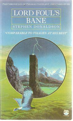 Stephen Donaldson. Lord Foul's Bane.