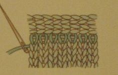 Strikkepiken – Montering av kofte med enkle stolper og i sydde armer Bobby Pins, Hair Accessories, Tutorials, Knitting, Tricot, Breien, Hairpin, Stricken, Weaving