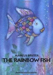Free online video version of Rainbow Fish and idea for character trait lesson.