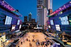"Photo: Dallas Victory Park - from Salon article: ""Urban entertainment districts: Blocks where no one has fun"""