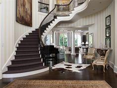 1867 W Wesley Rd NW, Atlanta, GA 30327 is For Sale | 13,118 sf | 6 bed | 6 full 4 half bath | built 2001 | 3.05 acres | designed by architect Bill Harrison | home spa w/massage room, gym & sauna | $7,500,000 USD
