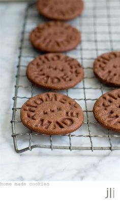 I have mini cookie cutters that will do this... personalised biscuits for all occasions!