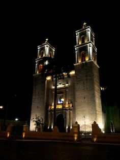 Catedral Valladolid yucatan