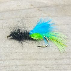 Hand tied fly, wooly bugger, streamer fly, fly fishing, fly tying, fly pattern, fly tying material, black fly fishing, flytying techniques by TroutRoad on Etsy https://www.etsy.com/listing/483017679/hand-tied-fly-wooly-bugger-streamer-fly
