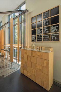 Di Café Deli Poland by Buck Studio   Yellowtrace