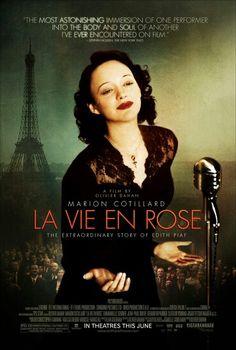 """LA VIE EN ROSE_라비앙 로즈(2007) : """"어떻게 사는 게 제대로 사는거라고 생각하세요?"""""""
