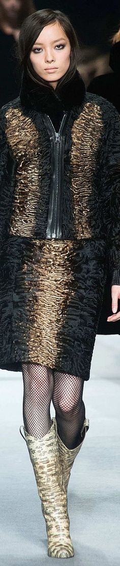 Tom Ford Collection Fall 2014 Ready-to-Wear