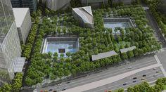 National September 11 Memorial/Michael Arad, Daniel Libeskind, Peter Walker