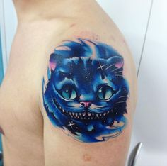 Cheshire Cat by Adrian Bascur