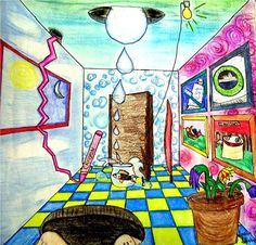 Image Result For Surreal Bedrooms Fantasy Rooms Pinterest - Artist creates amazing fantasy dreamscapes into her small studio without using photoshop
